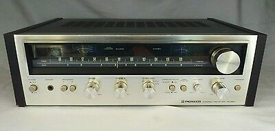 Pioneer SX-590 Stereo Receiver