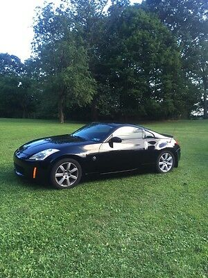 2003 Nissan 350Z Touring Edition 2003 Nissan 350z - Immaculate Black/Tan - Low, Low Miles