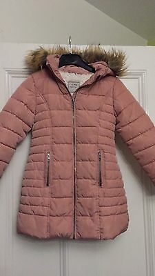Girl's NEXT Coat Age 8 Years