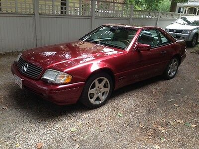 1997 Mercedes-Benz 500-Series 40th Anniversery 1997 Mercedes-Benz 40th Anniversary Model