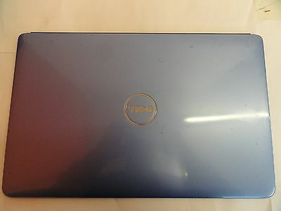 Genuine Dell Inspiron 1545 Blue Plastic LCD Screen Display Top Lid Cover -0T235P