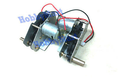 HENG LONG 3818-082 Steel Gear Drive System Gear Box for 1/16 RC Tank x 1 PAIR