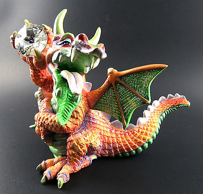 Mood Dragons Limited Edition Figurine Cocky (E38)