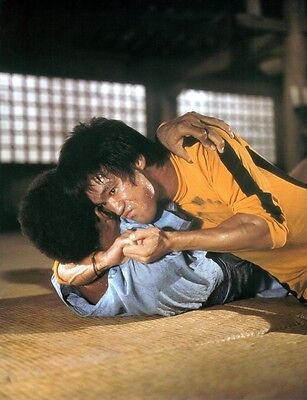 Bruce Lee - Game Of Death 10X8 Photo