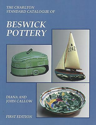 Beswick Figurines - Identification incl. Models Dates Values / Illustrated Book