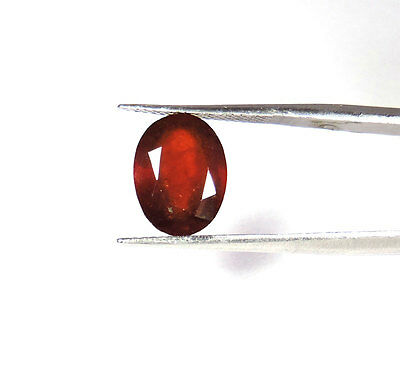 4.60Cts. ULTRA COLOR RARE 100% NATURAL AXINITE OVAL CUT LOOSE GEMSTONES