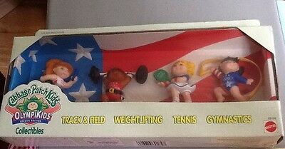 Olympikids Official Mascot 1996 U.S. Olympic Team Cabbage Patch Kids