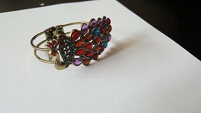 Multi colored womens vintage bracelet. Brand NEW Jewellery
