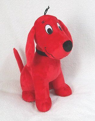 Kohls Clifford the Big Red Dog Plush - 14 inches