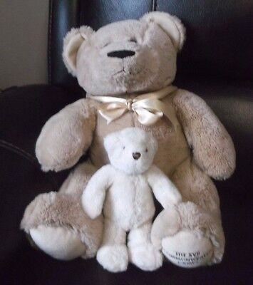 8Th Wonder Commonwealth Games Manchester 2002  Teddy Bear And Free Harrods Bear
