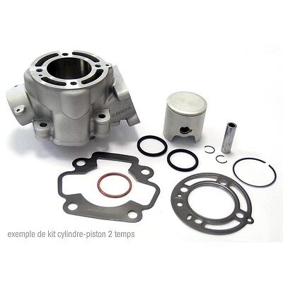 Kit Cylindre-Piston Athena Pour Scooters 50 Cc A Air