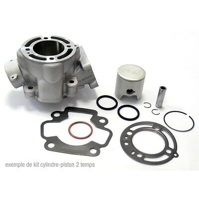 Kit Cylindre Piston Athena Pour Scooters 50Cc Air