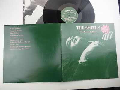 Smiths,The Queen Is Dead,Original first pressing,Rough Trade record label,LP