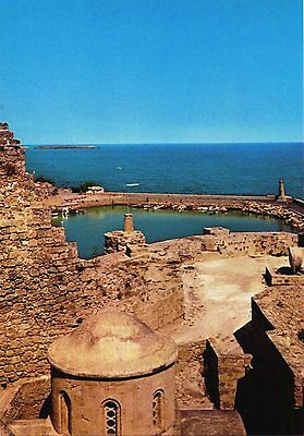 Cyprus Kyrenia Castle Postcard as picture * Combined Shipping available * CKDS1
