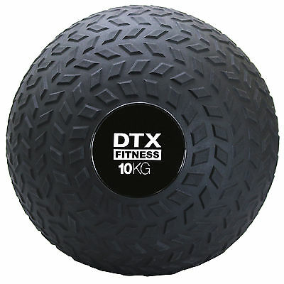 DTX Fitness No Bounce Slam Ball Core Ab Workout Boxing PT MMA Training 10KG