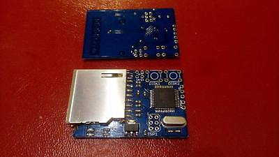 SD2IEC Interface for Commodore - board for internal installation