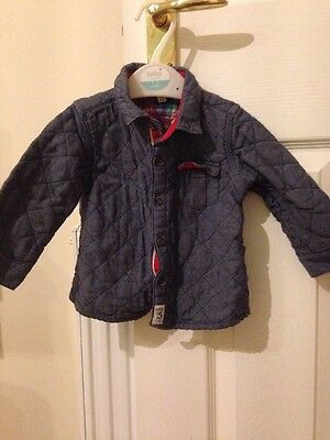 Baby Boys Ted Baker Shirt 9-12 Months