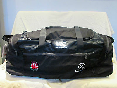 Canterbury England Rugby 7S Mercury Tcr Large Holdall / Sports Bag Rrp £45
