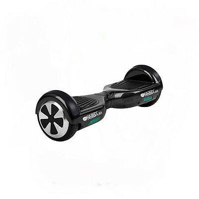 Easy People Two Wheel Electric Motorized Balancing Scooter hoover Board Black