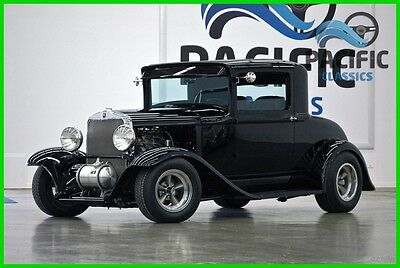 1930 Plymouth Coupe  1930 Plymouth Coupe 331ci Hemi V8 / 727 Torqueflite / All Steel / $120k build!