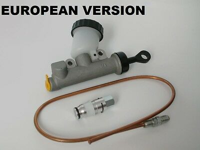 Rover 75 / Mg Zt Clutch Master Cylinder Lhd Version Stc100156 Qlb100200  New