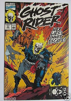 # 11 Ghost Rider Comic 1991 - Hex, Lies & Inner Escape VF+