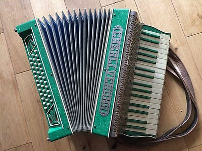 Casali Verona Piano Accordian - 36 Bass Notes