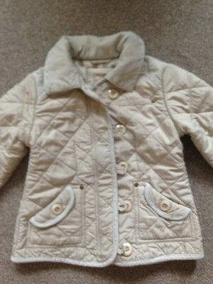 lovely girls jacket size 3-4yrs