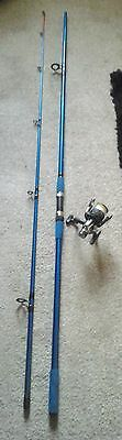 beachcaster sea fishing rod & reel