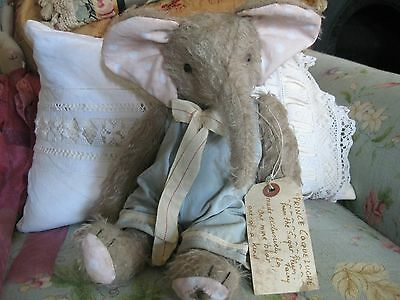 Artist elephant for 'One More Bear' by Nadja Bears, One Of A Kind