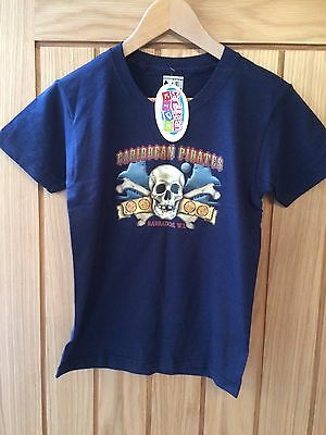 New Boys T-Shirt - Age 8-9