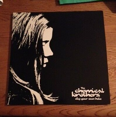 Chemical Brothers Dig Your Own Hole vinyl