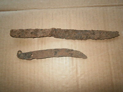 SMALL ANCIENT KNIFE 15th century LOT