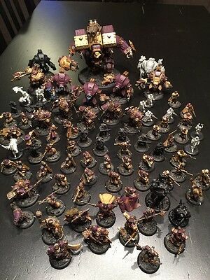 Large Warmachine Khador Lot