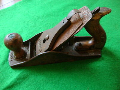 RECORD No 04 1/2 WOOD PLANE, REPAIRED