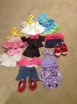build a bear bundle of outfits