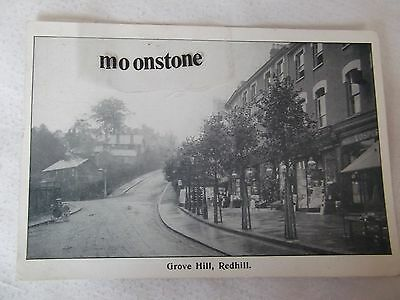 Old Postcard Of Grove Hill, Redhill, Surrey