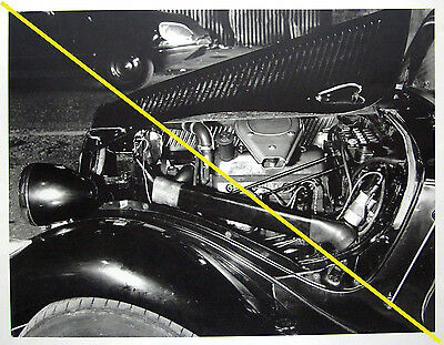 CITROEN TRACTION AVANT 11B Normale 1953 – Stunning PRINT - Classic car Xmas Gift