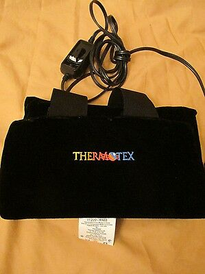 Gently Used Thermotex Knee Infrared Heating Therapy Pad Model TT200 Works Great!