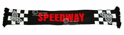 Great speedway scarf :: model #1