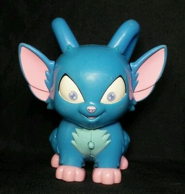 """4"""" Vintage Rare Neopets Neopet Acara Thinkway Talking Figure Sounds"""