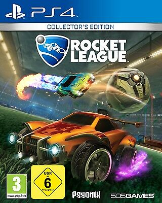 PS4 Spiel Rocket League - Collector's Edition Neu&OVP Playstation 4