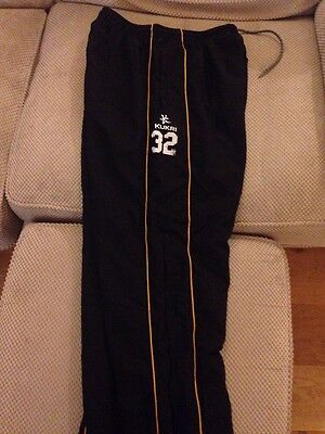 London Wasps Rugby Tracksuit Training Trousers