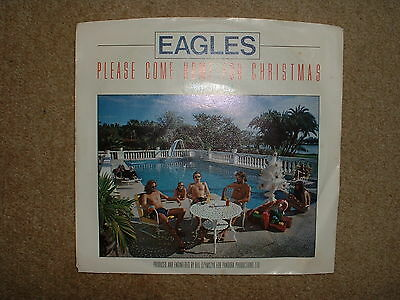 Eagles - Please Come Home For Christmas (Near Mint!!! 1978)