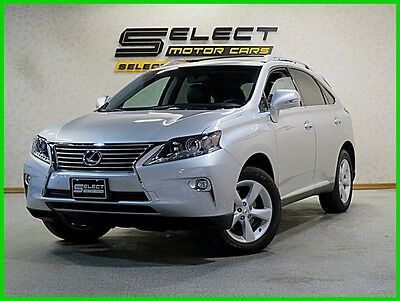 2015 Lexus RX  2015 LEXUS RX350 AWD, NAVIGATION, ONLY 8,200 MILES LIKE BRAND NEW!