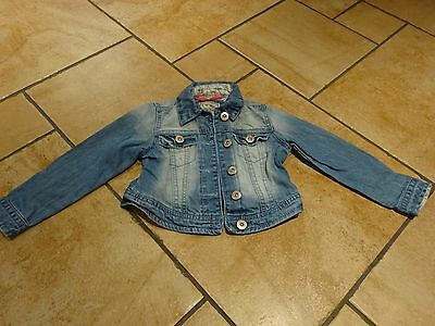 Next denim jacket to fit 3-4 year old girl