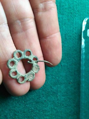 SUPERB CELTIC BROOCH/FIBULA , material bronze. lote 3