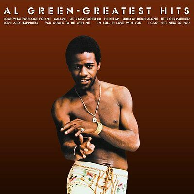Al Green - Greatest Hits LP New Sealed