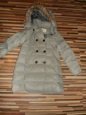 Zara Girls Winter Coat Jacket  Size 7/8Y
