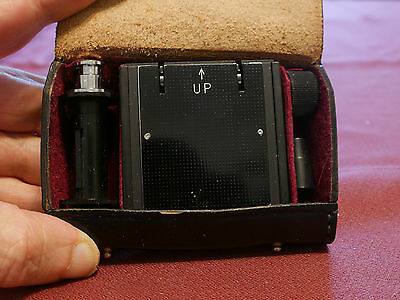 Yashica 35 mm Adapter Kit with Case